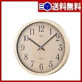 【あす楽 送料無料】電波時計ティンバー FEW175 N【 時計 壁掛け時計 掛け時計 壁掛け おしゃれ 】LF656B02b000