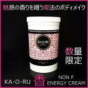 McCoy マッコイKAORU ノンFエナジークリームSP650g  限定品  ベリー系の香りノン エフ エナジークリーム