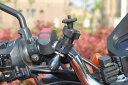 カメラスタンド 自転車・バイクにカメラを固定 カメラマウント TV・オーディオ・カメラ・光学機器 カメラ周辺機器 【送料無料】