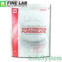*FINE LAB[ファインラボ] ホエイプロテイン ピュアアイソレート 4.5kg (トレーニング・プロテイン・筋肉・アミノ酸・ビタミン・ミネラル・乳清・高品質・高たんぱく・プレーン)