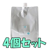 【送料無料!!】cado[カドー]PG-E600用ピーズガード 50ppm 2.3L×4個セット