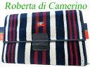 ロベルタ ディ カメリーノ ベロア クラッチ ポーチ バッグ0733【中古】Roberta di Camerino
