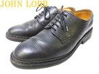 JOHN LOBBジョンロブosloレースアップ ローファー7シューズ0202【中古】メンズ 革靴 レザー ビジネス