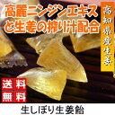 P3● 生しぼり生姜飴 90グラム 2袋組  (あめ 飴 お...