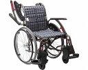 車椅子 車いす 車イス 送料無料 自走用 WAVIT+(ウェイビットプラス) WAP22-40・42S ソフトタイヤ仕様 カワムラサイクル (車椅子 ..