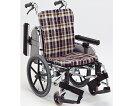 車椅子 車いす 車イス 送料無料 介助用 アルミ製コンパクトセミモジュール車いす AR-911S 【松永製作所】【smtb-KD】【RCP】