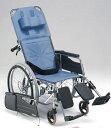 リクライニング 車椅子 自走式リクライニング車椅子CM-50(背・足別動)【松永製作所】【smtb-KD】