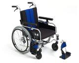 【】 アルミ自走式車椅子(超低座面車いす)  MYU-ZERO 【ミキ】【smtb-KD】【RCP】