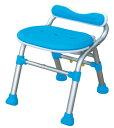 コンパクトシャワーチェア・背付きロータイプ SCM04 テイコブ 介護用 風呂椅子 風呂イス 風呂いす 介護 椅子 入浴補助 介護用お風呂いす