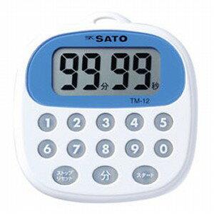 佐藤佐藤稱重儀器廚房計時器 TM-12 1700年-40