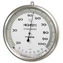 SATO 佐藤計量器 ハイエスト I 型湿度計(温度計付) 7540-00