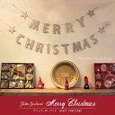 【5個までネコポス可】グリッターガーランド MERRY CHRISTMAS【クリスマス】【パーティーグッズ】【キラキラ】【ガーランド】【オーナメント】【文字】【丸】【ディスプレイ】【ショップ】【インテリア】【可愛い】【飾り】【雑貨】【05P03Dec16】