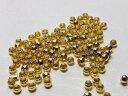 つぶし玉 ゴールド 2g入り 1.5mm pg-0061-1.5mm