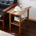 TETRA(テトラ) サイドテーブル ナイトテーブル テレワ...