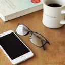 老眼鏡 女性 男性 おしゃれ 老眼鏡に見えない 35歳からのスマホ老眼鏡 ウェリントン リーディンググラス ブルーライトカット 軽量 スマホ老眼「アイウェアエア ウェリントン 4色」ウエリントン 黒 茶