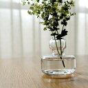 RoomClip商品情報 - マリメッコ marimekko 花瓶 フラワーベース クリア 067642 100 北欧 フィンランド 手吹きガラス 透明 ガラス 一輪挿し