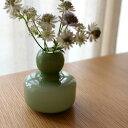 RoomClip商品情報 - マリメッコ marimekko 花瓶 フラワーベース オリーブオパール 067644 601 オリーヴ グリーン 北欧 フィンランド 手吹きガラス 一輪挿し