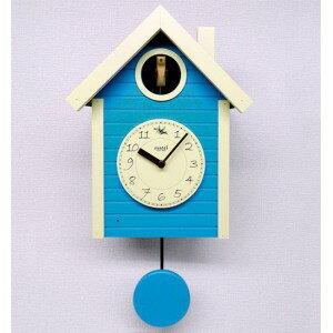 日本製造的它是斯堪的納維亞顏色布穀鳥鐘 / 觀看 / 時鐘 / 鐘錶 / 牆壁 / 壁鐘 / 時鐘 / 掛鐘 / / 禮品 / 禮品 / 室內設計 /