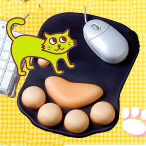 Cat rapid mouse pad fs3gm