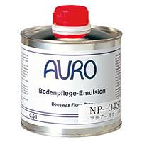 AURO floor wax (500 ml) and Auro Floor Waxfs3gm
