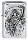 Zippo ジッポー Reapers Curse 2000856 zippo ジッポライター オプション購入で名入れ可