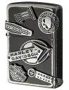 Zippo ジッポー 日本限定Zippo Harley Davidson ハーレーダビッドソン メイクメタル HDP-63 zippo ジッポ ライター オプション購入で名入れ可