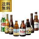 全品P2倍 7/10限定Beer王国 ベルギービール 8種8