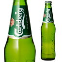 最大300円オフクーポン配布カールスバーグ クラブボトル330ml瓶Carlsberg【単品販売】[カールスベア][サントリー][ライセンス生産][海外ビール][デンマーク][国産][likaman_CBG][長S]
