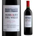 マルケス・デル・バジェ カベルネ・マルベックMarques Del Valle Cabernet&Malbec[メキシコ][赤ワイン][辛口][長S]