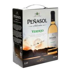 《箱ワイン》ペナソル・ブランコ 3L[長S]