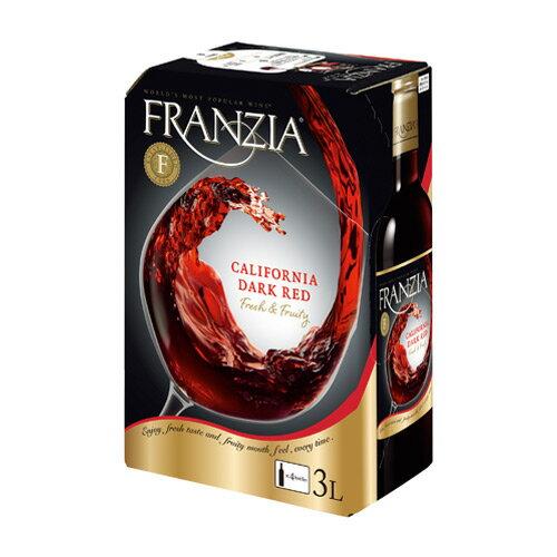 《箱ワイン》フランジア ダークレッド 3L [ボックスワイン][BOX][ワインタップ][BIB][バッグインボックス][長S]