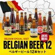 """【送料無料】""""Beer王国""""ベルギービール12本セット"""