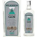ウイルキンソン ジン 47.5度 720ml[スピリッツ][ジン][ウィルキンソン][ウヰルキンソン][長S]