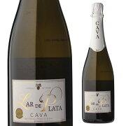 ラル デ プラタ カヴァ ブリュット 750ml白 泡 辛口 スペインスパークリングワイン[長S]