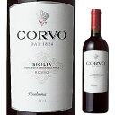 750ml 正規 コルヴォ・ロッソ ドゥーカ ディ サラパルータイタリア 赤ワイン