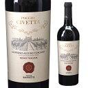 ゴヴェルノ アッルーゾ トスカーノ ポッジョ チヴェッタ 750ml 赤ワイン 辛口 フルボディ イタリア トスカーナ 長S