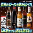 ワンランク上のビールを飲み比べ♪プレミアム輸入ビール12本セット 10弾【12本セット】【6種×各2本】【送料無料】[瓶・缶][ギフト][詰め合わせ][飲み比べ]