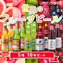 世界のフルーツビール5種10本セット【送料無料】[詰め合わせ][飲み比べ][長S]