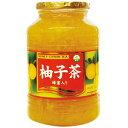 柚子茶 ハチミツ入り 1000g 《韓国産》[韓国茶]