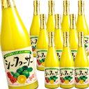 シークヮーサー果汁100% 原液500ml×12本【12本セット】【送料無料】[シークァーサー]