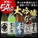 メーカー希望小売価格21,924円が衝撃の59%OFFの8,888円!!日本酒の最高ランク バイヤ