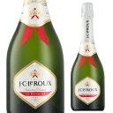 JC ルルー ドメーヌ 750ml スパークリングワイン 南アフリカ 白 やや甘口 長S
