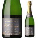 ウィル アンジェールエクストラ ブリュット ブラン ド ノワール 750ml 辛口 シャンパン シャンパーニュ 長S