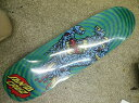 【 SANTA CRUZ 】 DECAY HAND 8.357×31.5 Skateboard Deck サンタクルーズ スケートボード デッキ