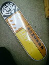 【 Element 】THRIFTWOOD 8.125×32.35 PRISMATIC SERIES/Levi Prismatic(AF027-129)Skateboard Deck スケートボード デッキ