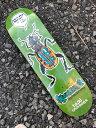 KROOKED BUG OUT CROMER 8.38 Skateboard Deck クルキッド スケートボード デッキ