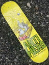 【ANTI HERO】BRIAN ANDERSON 1st YELLOW DECK 8.25 x 32スケートボード デッキ