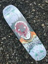 【 CREATURE 】 EVERSLICK SLAPSHOT SM 8.2×31.925 Skateboard Deck クリーチャー スケートボード デッキ