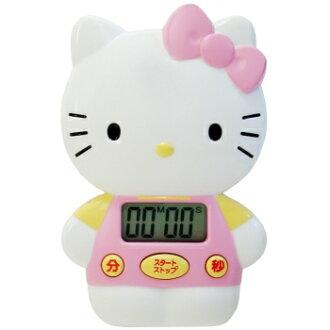 你好凱蒂數位計時器 T 142 廚房計時器桌子 w / 磁鐵