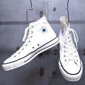 【 CONVERSE / コンバース 】 CANVAS ALL STAR J HI [WHITE] / キャンバス オールスター J HI CHUCK TAYLOR / チャックテイラー [ホワイト] コンバース日本製 オールスター日本製 MADE IN JAPAN / 日本製 バルカナイズド製法 05P18Jun16